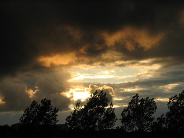 solnedgang aalborg nordjylland